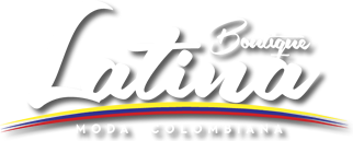 Logotipo Boutique Latina Colombiana